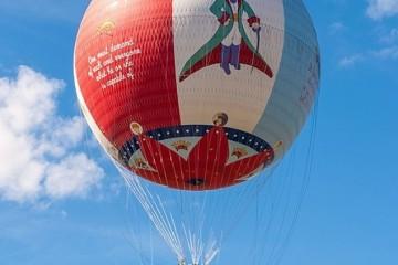 A Alsácia oferece um parque temático dedicado ao mundo criado por Saint-Exupéry, onde não faltam, claro, os passeios de balão.