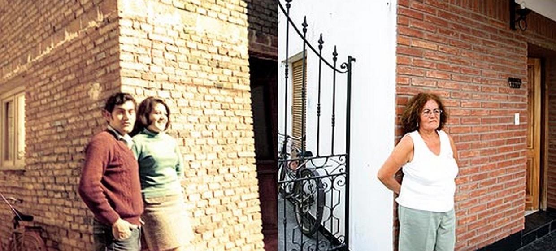Entre 1966 e 2006, Graciela sofreu a perda do marido.