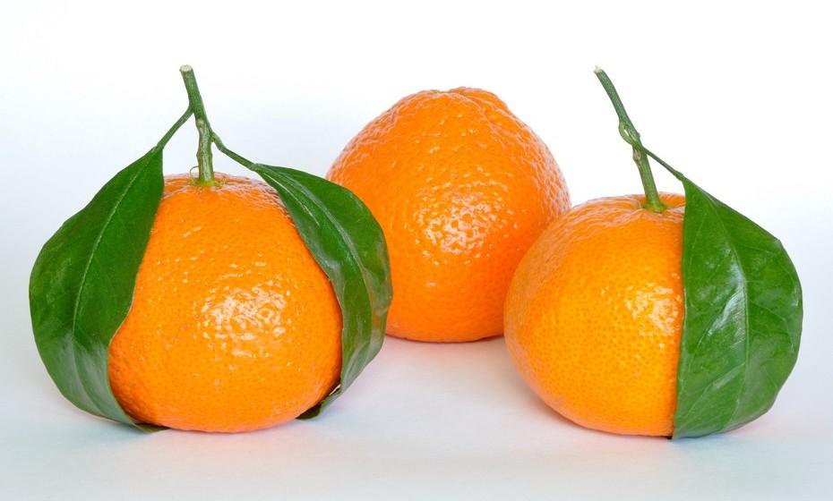 Duas tangerinas