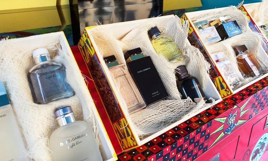 As marcas levam assim os seus produtos para as ruas. Espera-se que a ideia se progague a outras marcas e eventos.Fotos: D&G.