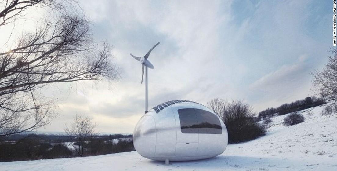 Depois da resposta inicial tão positiva, o grupo de arquitetos está já a pensar em formas de tornar a cápsula ainda mais inteligente, adicionando um software de provisão de meteorologia e uma forma de auto-transporte.