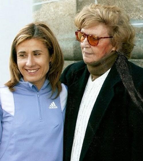A campeã olímpica portuguesa Fernanda Ribeiro, também natural de Penafiel, foi a Embaixadora de Ana Elisa na caminhada do Dia dos Avós no mundo.