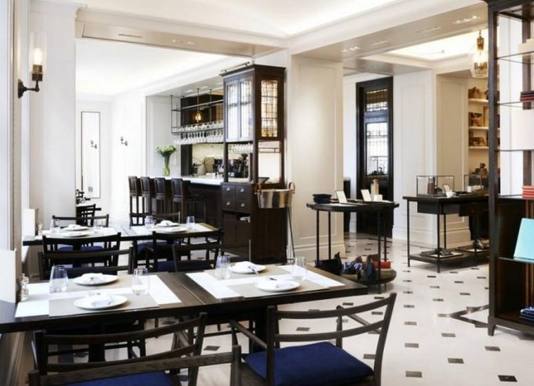 Localizado na Regent Street, 121, o café vai servir os pratos favoritos dos britânicos, desde lagosta com batatas fritas ao típico chá das 5. Serão utilizados apenas produtos sazonais produzidos em quintas do Reino Unido.