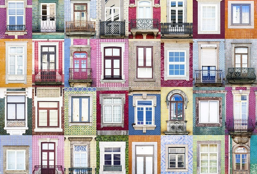 André Gonçalves já fotografou 3600 janelas em três países e tem a ambição de fotografar muitas mais em todo o mundo. O objetivo do projeto é refletir a identidade de cada cidade através das janelas.