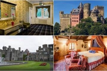 O TripAdvisor divulgou a lista dos melhores castelos com serviço de hotel que existem no mundo. A seleção foi feita baseada na qualidade e quantidade de testemunhos de milhares de viajantes que recorrem a este site de viagens. Veja as imagens e sonhe já com a próxima aventura.