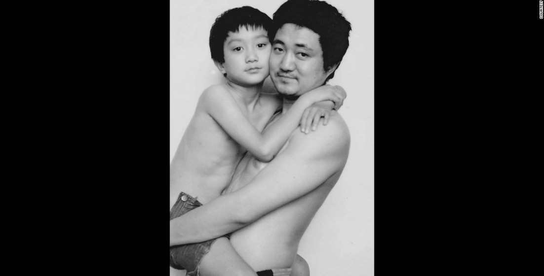 1995: Em julho último, Tian Li publicou as imagens numa rede social chinesa e estas tornaram-se imediatamente virais, tendo sido vistas por milhões de pessoas.