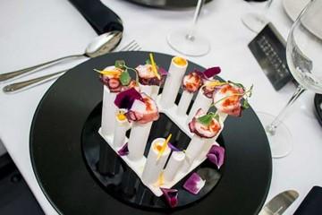 A organização da feira de Impressão 3D, a decorrer em Londres até dia 23 de maio, vai abrir um restaurante pop-up que apenas serve comida impressa a três dimensões