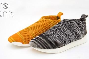 O designer de Taiwan Ammo Liao apresentou um calçado inovador com tecnologia 3D e que pode ser reciclado
