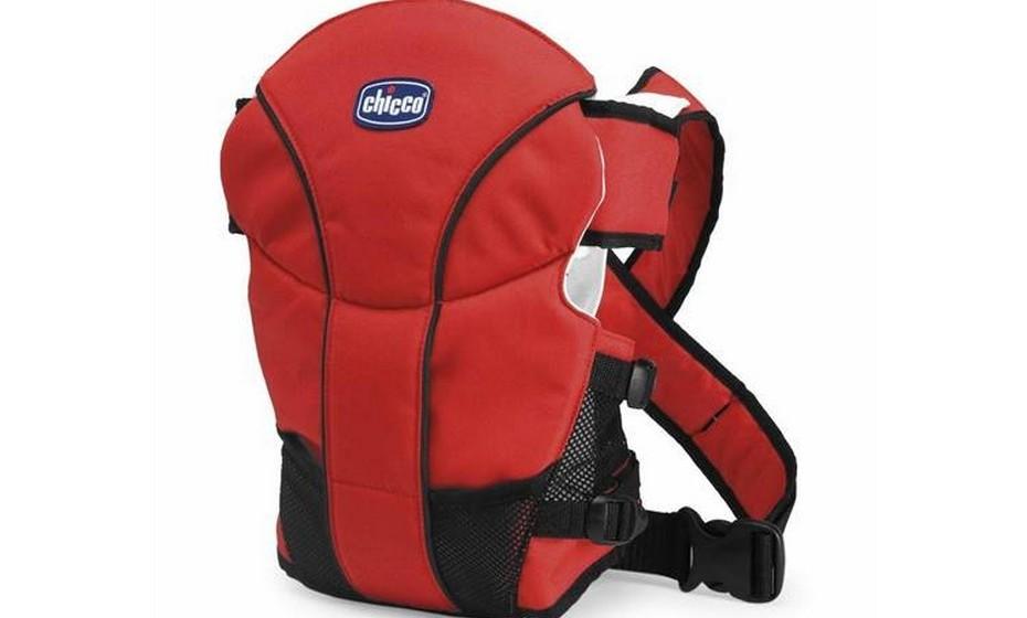 Considere usar um marsúpio para transportar o bebé junto ao seu peito, enquanto anda.