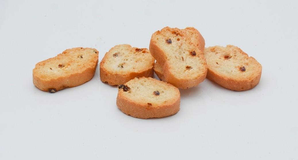 Três tostas