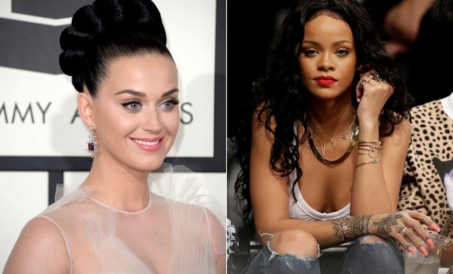Katy Perry e Rihanna