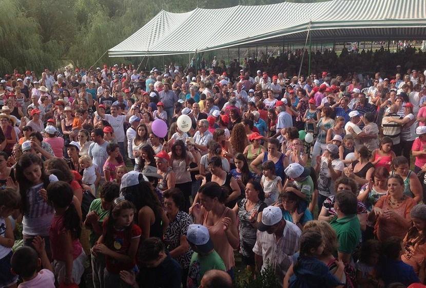 Em 2013, uma festa no Parque da Cidade de Penafiel juntou mais de cinco mil avós e netos.