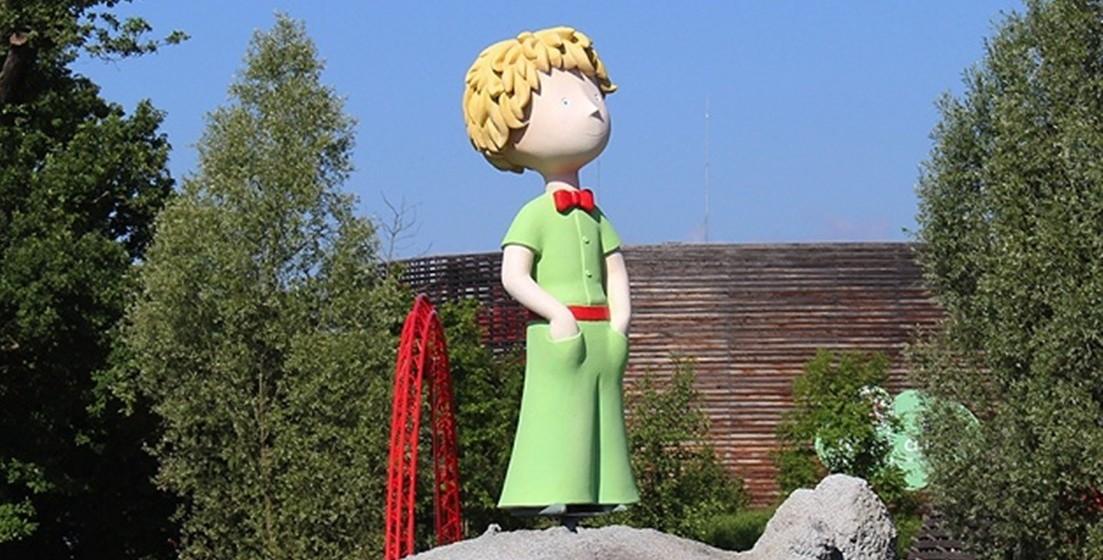 """Desde o mês de julho do ano de 2014, os fãs da história """"O Principezinho"""" têm mais um motivo para visitar a região francesa da Alsácia. Abriu aqui """"O Parque d'O Principezinho""""."""